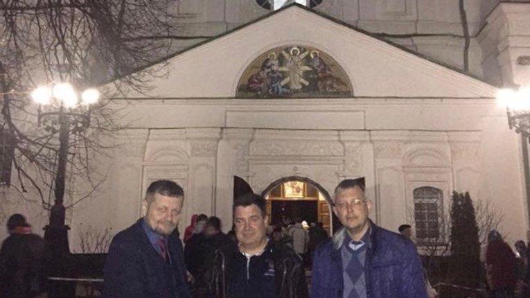 Пасхальні радикали і вибори в Полтавській ОТГ