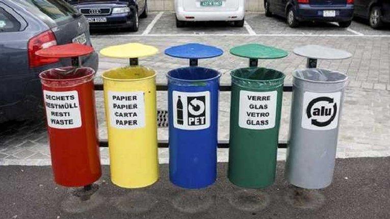 Сортировка мусора: красиво и полезно
