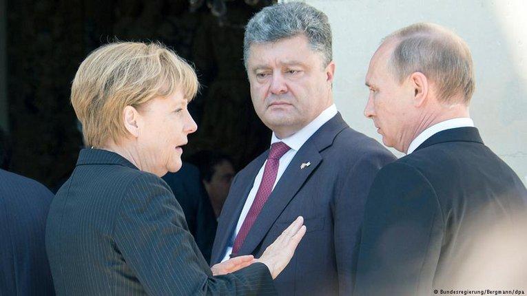 """""""Нормандский формат"""" минус Путин: что обсудят Порошенко, Меркель и Макрон"""