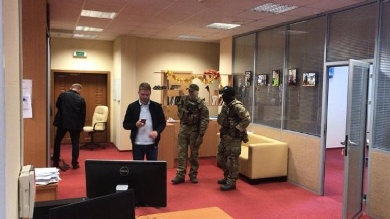 CБУ викрила антиукраїнську діяльність керівника «РИА Новости Украина»