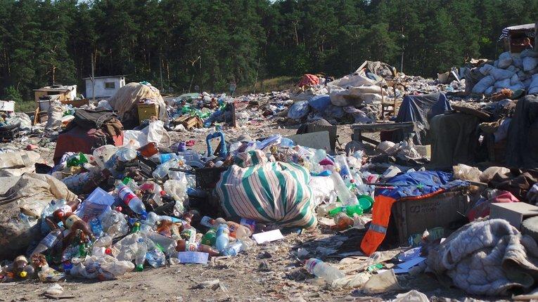 Полтавців закликають перевірити сміттєзвалища