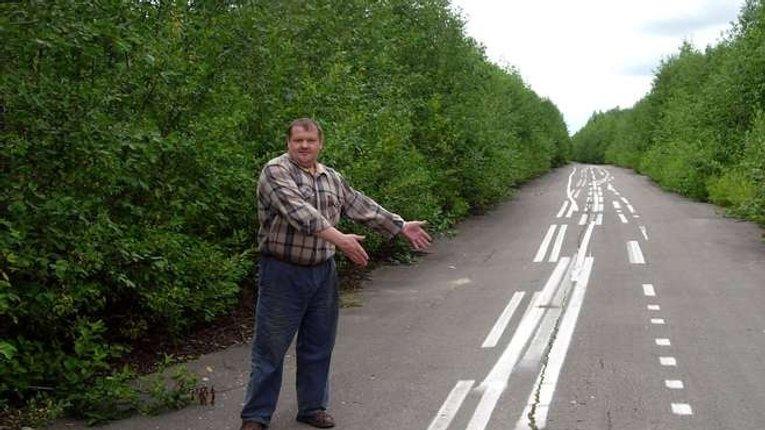 Служба автомобільних доріг Полтавщини хоче побудувати магістраль по садибах людей