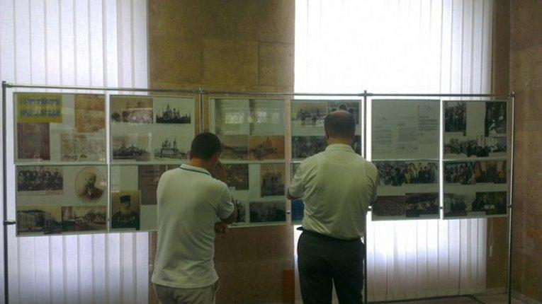 Полтавські архівісти презентували унікальний церковний архів
