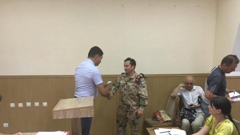 Земельні ділянки отримали 60 атовців із Миргороду