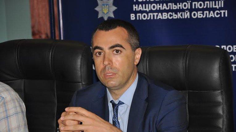 Полтавська поліція розкрила 24 із 37 злочинів проти пенсіонерів – Бірюков