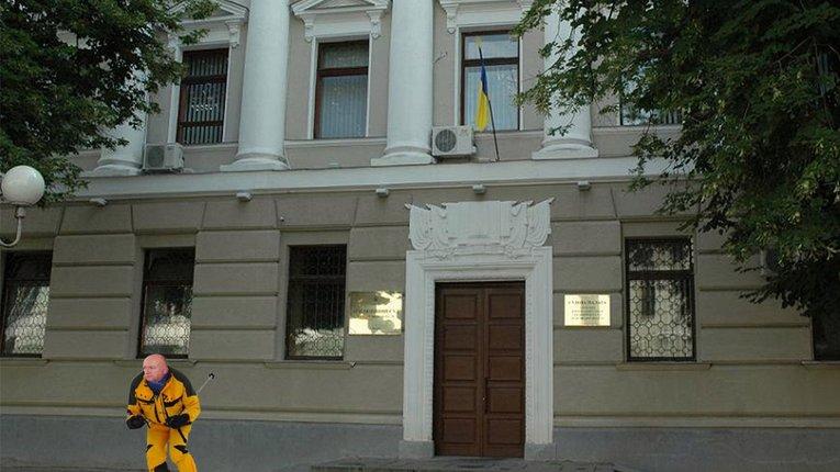 Суддя Апеляційного суду Рябішин «намилив лижі»