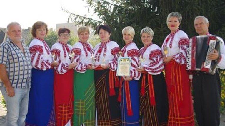 Новосанжарський пісенний колектив виграв «Осіннє золото»