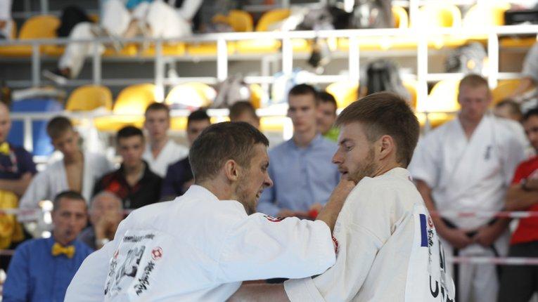 У Полтаві стартував чемпіонат України з кіокушинкай карате