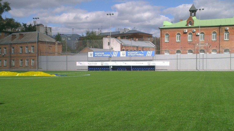 Оновлений стадіон «Динамо» відкрили в Полтаві