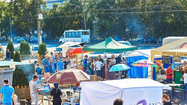 «Art food fest» відбувся в Полтаві