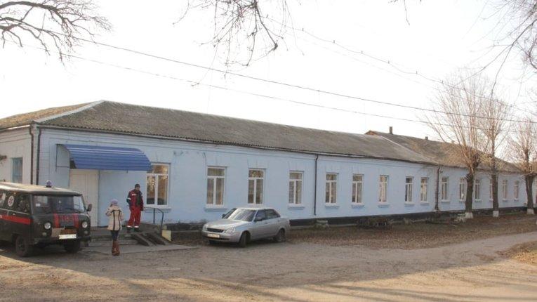 Амбулаторія Нехворощанської ОТГ