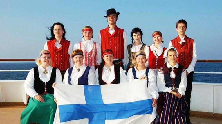 Корінне населення Фінляндії