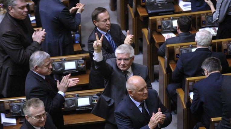 Найбільш безвідповідальні депутати – рейтинг системи народного контролю  «СіД»