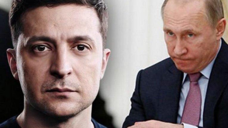 Зеленський визнав, що розмовлятиме з Путіним тет-а-тет