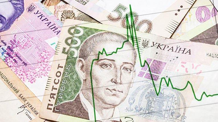 Рівень в інфляції в Україні