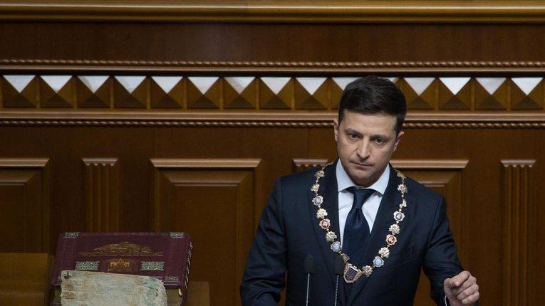 Зеленський таки вніс до ВР законопроєкт стосовно змін до Конституції