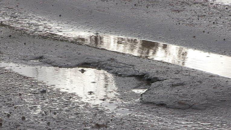 На Полтавщині незадовільна якість ремонту дороги стала предметом кримінальної справи