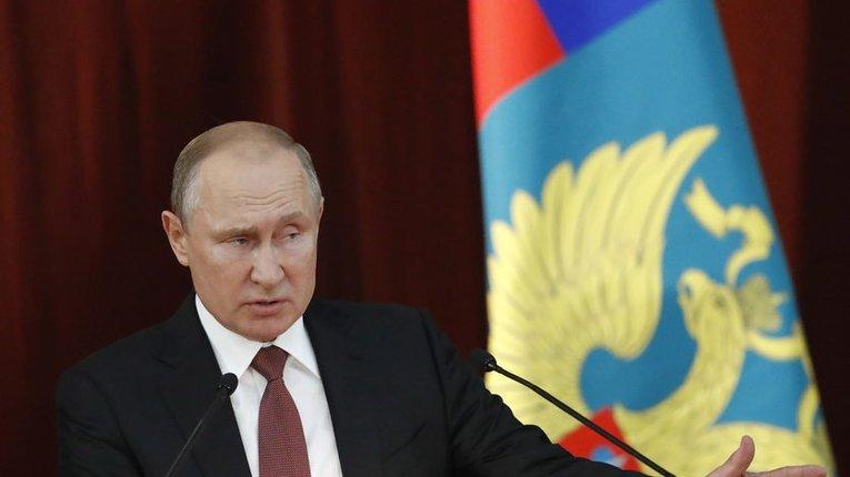 «Російська пропаганда відтворює найгірші зразки сталінізму» – у Польщі відповіли на заяви Путіна