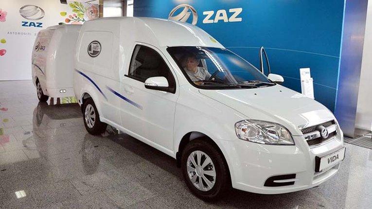 "Модель ""ZAZ VIDA Cargo"""