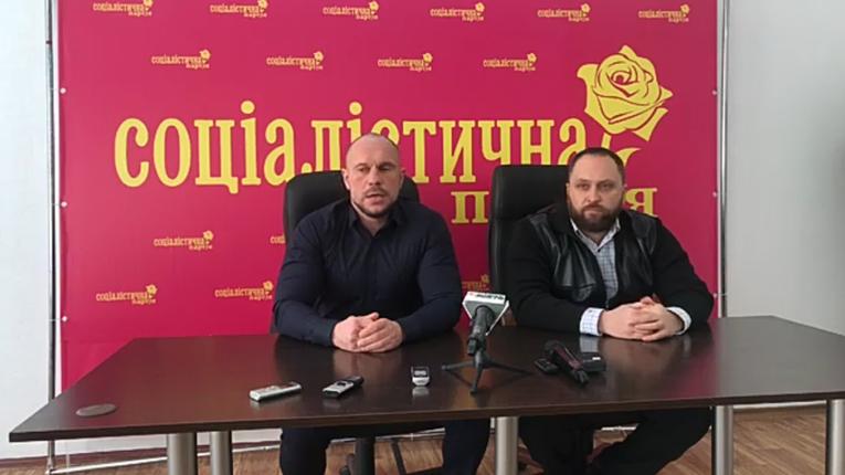 Ілля Кива та Сергій Чередніченко