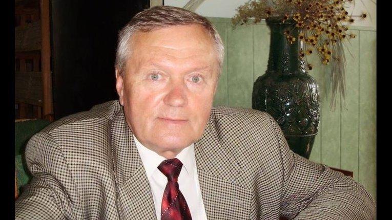 Віктор Якович Ревегук