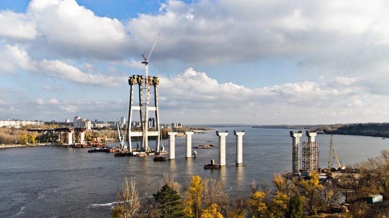 Міст через Дніпро — запорізький довгобуд