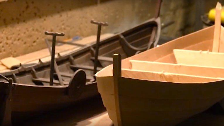 Давньоруська лодь