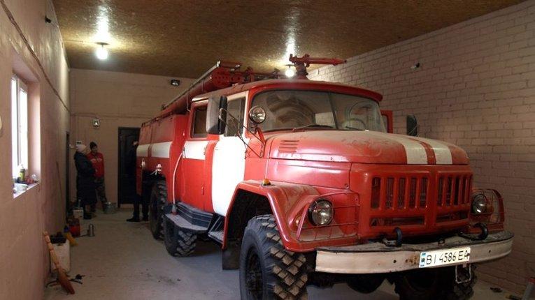 Пожежна станція