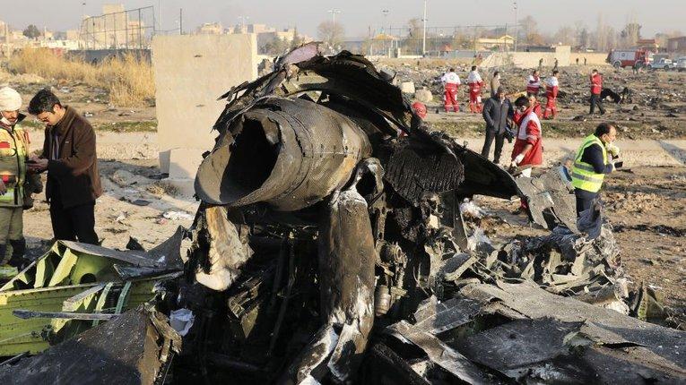 Влада Ірану виплатить компенсацію родинам жертв авіакатастрофи українського літака
