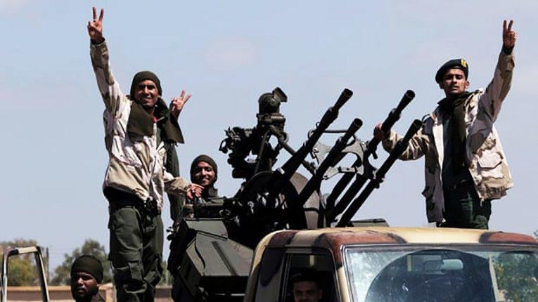 Лівійська національна армія