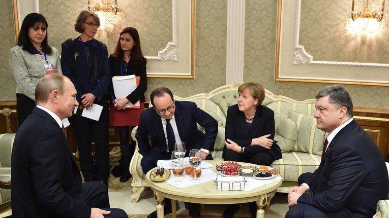 В Києві обговорять альтернативи Мінським домовленостям
