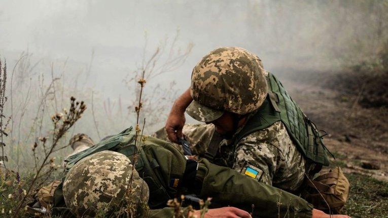 У результаті підриву двавійськовослужбовціОб'єднаних сил отримали поранення, – штаб ООС