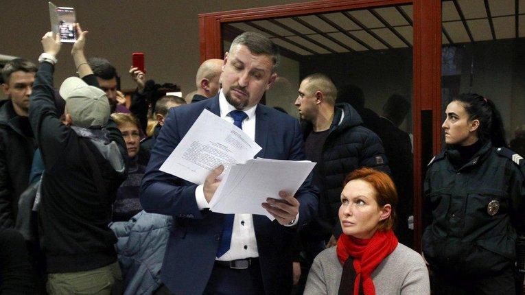 Влад Добош та Юлія Кузьменко