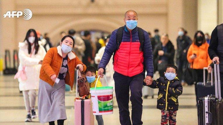 В китайській провінції Хубей зросла кількість жертв коронавірусу