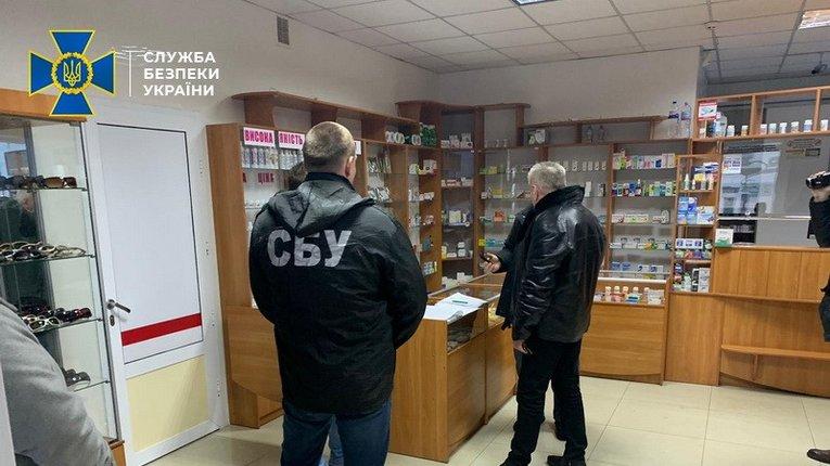 На Полтавщині викрили схему продажу контрафактних ліків