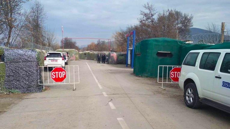 Окупаційна влада обмежила доступ громадянам Грузії до селища Ахалґорі
