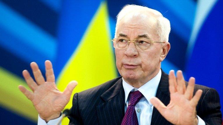 Євросоюз скасовує санкції проти Азарова та Ставицького