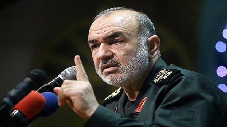 генерал-майорХуссейнСаламі