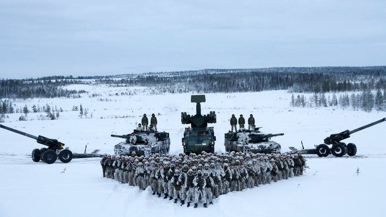 Збройні сили Фінляндії