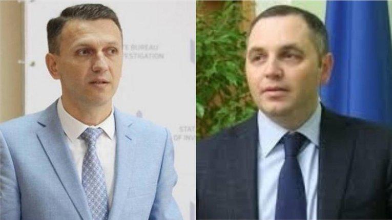 Роман Труба і Андрій Портнов