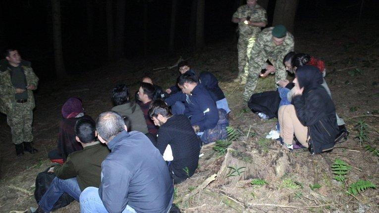 Впродовж минулого року до України не впустили близько 10 тис. нелегальних мігрантів