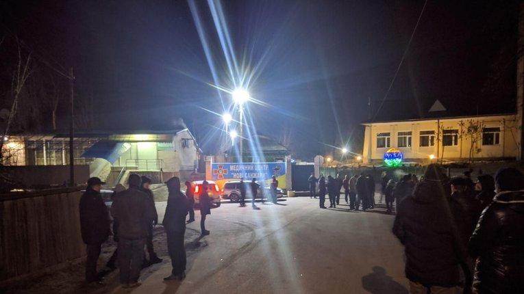 «Це не більше, ніж провокація»: у СБУ прокоментували ситуацію з протестами на Полтавщині