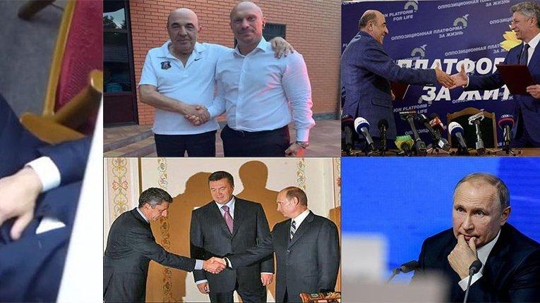 Блогер Наумович навів докази праці Іллі Кивизаметодичками Кремля