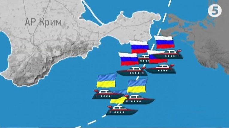 Морський трибунал ООН відхилив спроби РФ уникнути відповідальності за її дії вАзовському морі – МЗС