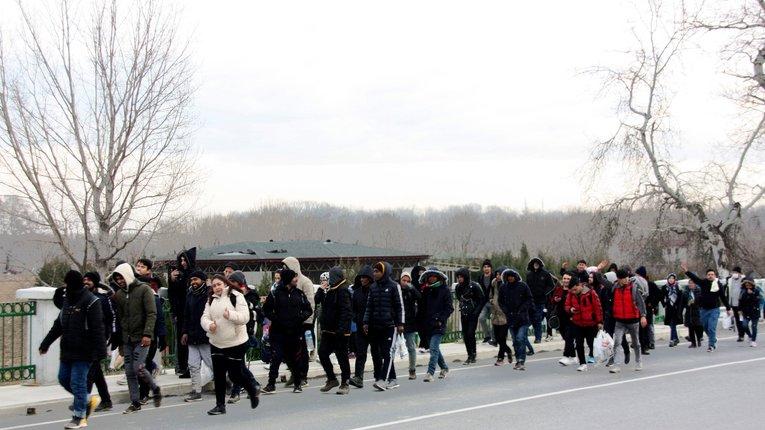 Туреччина впустила до ЄС понад 47 тисяч мігрантів