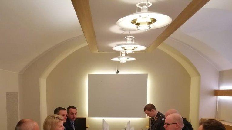 Двостороннє військово-політичне співробітництво України з Фінляндією обговорили у Гельсінкі