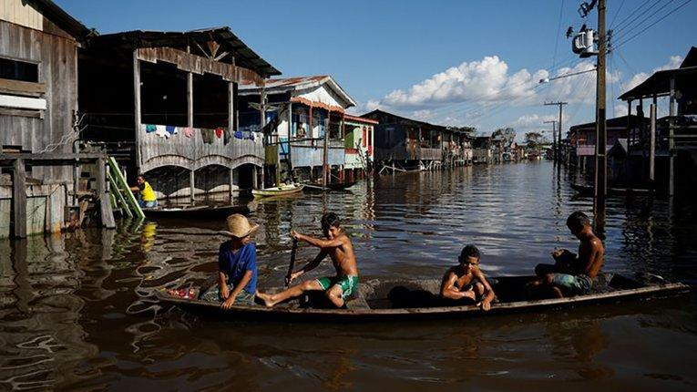 В Бразилії через найсильнішу зливу за останні 77 років загинула 31 людина