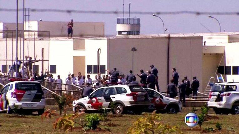 Бунт у в'язниці штату Сан-Паулу