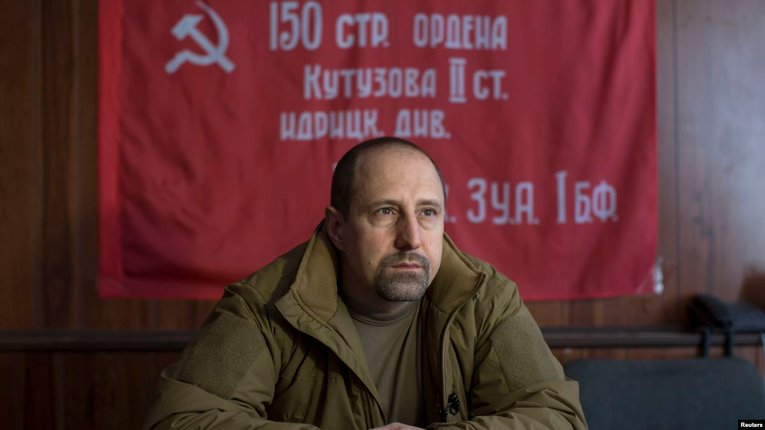 Колишній командир батальйону «Восток» Олександр Ходаковський