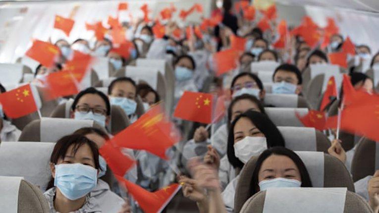 «М'яка сила»: влада КНР позиціює себе як лідер у боротьбі з коронавірусом